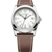 Victorinox Swiss Army Infantry Infantry Herrenuhr in Braun 241564 von Victorinox Swiss Army