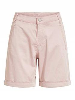Vila Damen VICHINO RWRE New NOOS Shorts, Pale Mauve, 36 von Vila