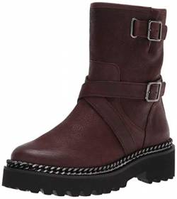 Vince Camuto Women's MESSTIA Motorcycle Boot, Grizzly, 5 von Vince Camuto