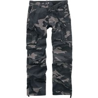 Vintage Industries Reef Pants  Cargohose  darkcamo von Vintage Industries