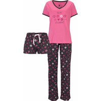 Vivance Dreams Pyjama (3-tlg) von Vivance Dreams