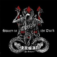 Watain Sworn to the dark  CD  Standard von Watain