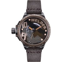 Welder The Bold K22 Herrenuhr in Braun WRK2205 von Welder