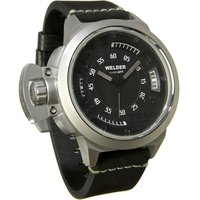 Welder The Bold K24 50mm Herrenuhr in Schwarz K24-3608 von Welder