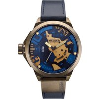 Welder The Bold K52 Herrenuhr WRK5202 von Welder