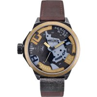 Welder The Bold K52 Herrenuhr in Braun WRK5201 von Welder