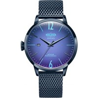 Welder The Moody 42mm Unisexuhr in Blau K55/WRC806 von Welder