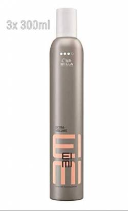 Wella Extra Volume Styling Mousse SET 3 x 300ml von Wella Eimi
