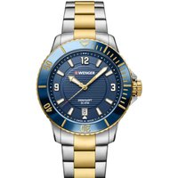 Wenger 01.0621.114 Seaforce Damen Taucheruhr 36mm 20 ATM von Wenger