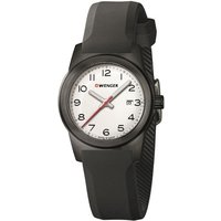 Wenger Field Color Herrenuhr in Schwarz 010411135 von Wenger