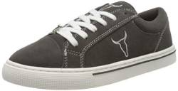 Windsor Smith POP Damen Sweet Suede Leichtathletik-Schuh, Graphic Off White, 36 EU von Windsor Smith POP