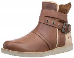 Yellow Cab Damen TREAT W Schlupfstiefel, Braun (Tan), 40 von Yellow Cab