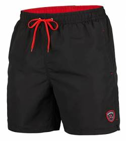 Zagano Adam Lipski Herren Badeshort, 5106, Long Version Black, Gr. 3XL von Zagano Adam Lipski