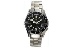 Zeno-Watch Herrenuhr - Army Diver Quartz - 485Q-a1M von Zeno Watch Basel