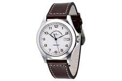 Zeno-Watch Herrenuhr - Ghandi Retro Automatic - 8112-f2 von Zeno Watch Basel