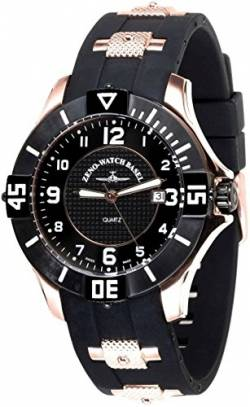 Zeno-Watch Herrenuhr - Quartz 1 Date - 5415Q-RGB-h1 von Zeno Watch Basel