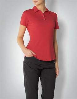 adidas Golf Damen Polo-Shirt red AE9850 von adidas Golf