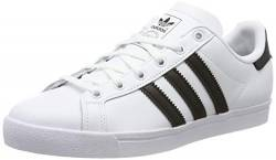 adidas Coast Star Sneakers, White, 36 EU von adidas
