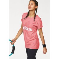 Große Größen: adidas Performance T-Shirt »ESSENTIALS LINEAR LOOSE TEE«, rosa, Gr.L-XXL von adidas performance