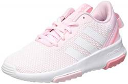 adidas Racer TR 2.0 Sneaker, Clear Pink/Cloud White/Super Pop, 39 1/3 EU von adidas