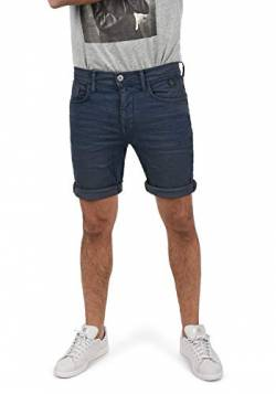 Blend Herren Jeans Shorts Kurze Denim Hose 20710622, Größe:XL, Farbe:Denim Black Blue (76214) von b BLEND