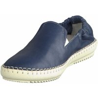Camel Active Komfort Slipper blau 42,5