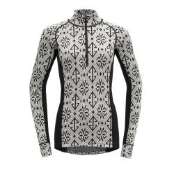 Devold Signature Liadalsnipa Woman Half Zip Neck