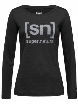 Super.Natural W Essential I.D. Long-Sleeve
