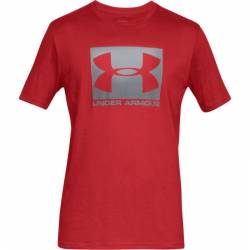 Under Armour Herren Shirt Boxed Sportstyle - rot M