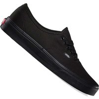 Vans Authentic Damen-Sneaker Black/Black