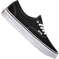 Vans Authentic Sneaker VEE3BLK Black von Vans