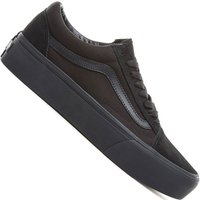 Vans Old Skool Platform Sneaker Black