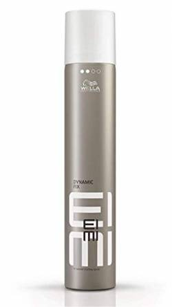 Wella Dynamic Fix 3 x 500 ml 45 Sekunden Modeling-Spray Styling Finish Professionals von Wella Eimi