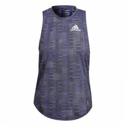 adidas Own the Run Tanktop Damen - dunkelblau L