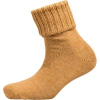 camano Women wool-mix Socks 1p gelb Damen Gr. 35-38 von camano