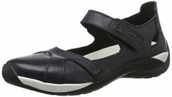camel active Damen Moonlight 71 Geschlossene Ballerinas, Blau (Midnight 06), 38 EU von camel active