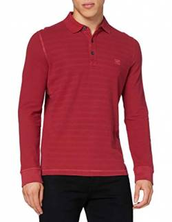 camel active Herren 4093074P0452 Polohemd, Racing RED, M von camel active