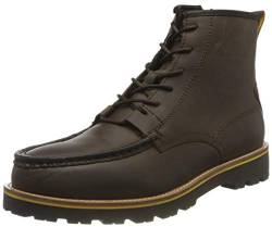 camel active Herren Copper Mode-Stiefel, Dark Brown, 47 EU von camel active
