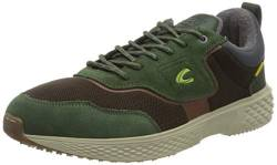Camel Active Herren Fly River Sneaker, Multi Green, 41 EU von camel active