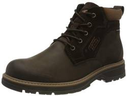 camel active Herren Gravity Mode-Stiefel, Dark Brown, 41 EU von camel active