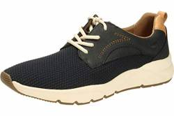 camel active Herren Run 11 Sneaker, Blau (Midnight 1), 47 EU von camel active