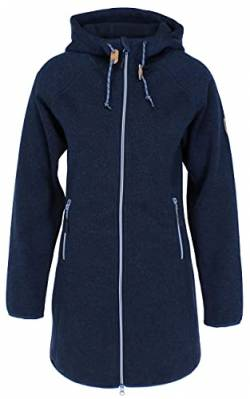 derbe Leisure Girls, 46 Damen, Navy Melange von derbe