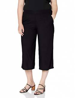 edc by ESPRIT Damen 040CC1B337 Hose, 001/BLACK, 38/24 von edc by ESPRIT