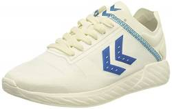 hummel Unisex-Erwachsene Minneapolis Legend Sneaker, White/Blue,42 EU von hummel