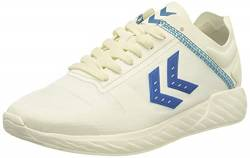 hummel Unisex-Erwachsene Minneapolis Legend Sneaker, White/Blue,41 EU von hummel