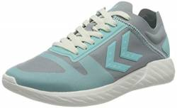 hummel Womens Minneapolis Legend Sneaker, Quarry,38 EU von hummel