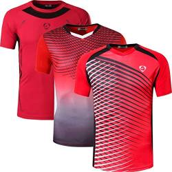 jeansian Herren 3 Packs Sport Slim Quick Dry Short Sleeves Compression T-Shirt Tee LSL3225_230_248 Red L von jeansian