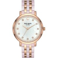 Kate Spade New York Monterey Damenuhr in Zweifarbig KSW1264 von kate spade new york
