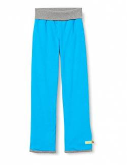 loud + proud Kinder-Unisex Wendehose Hose, Aqua, 98/104 von loud + proud