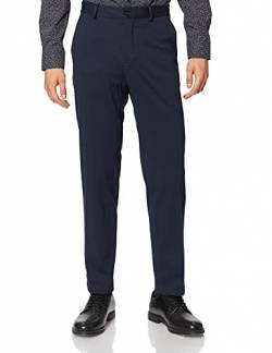 s.Oliver BLACK LABEL Herren Slim: Jogg Suit-Hose dark blue 98 von s.Oliver BLACK LABEL